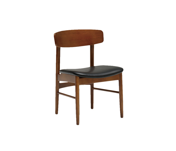 [가리모쿠60] 티체어 T chair standard black