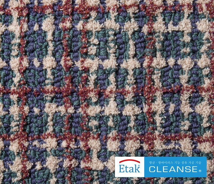 [karimoku original rug] Cross Wool (러그) (cleanseEX기능 추가)